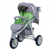"Коляска Happy Baby ""NEON SPORT"" Green"