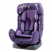 "Автокресло Happy Baby ""Voyager"" Purple"