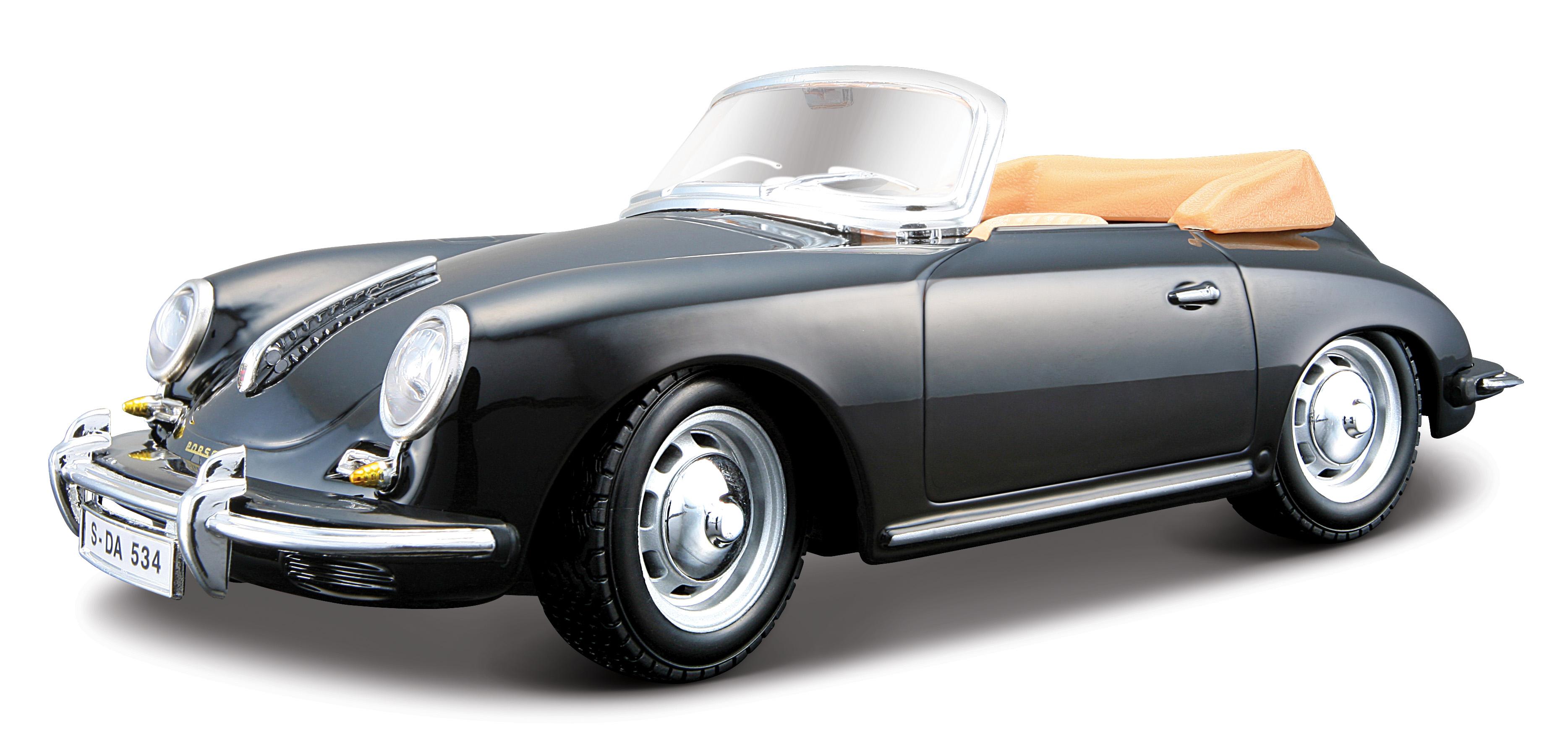 porsche 356 b coupe 1961 модель